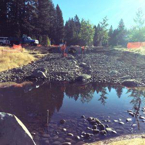 Downstream Pond